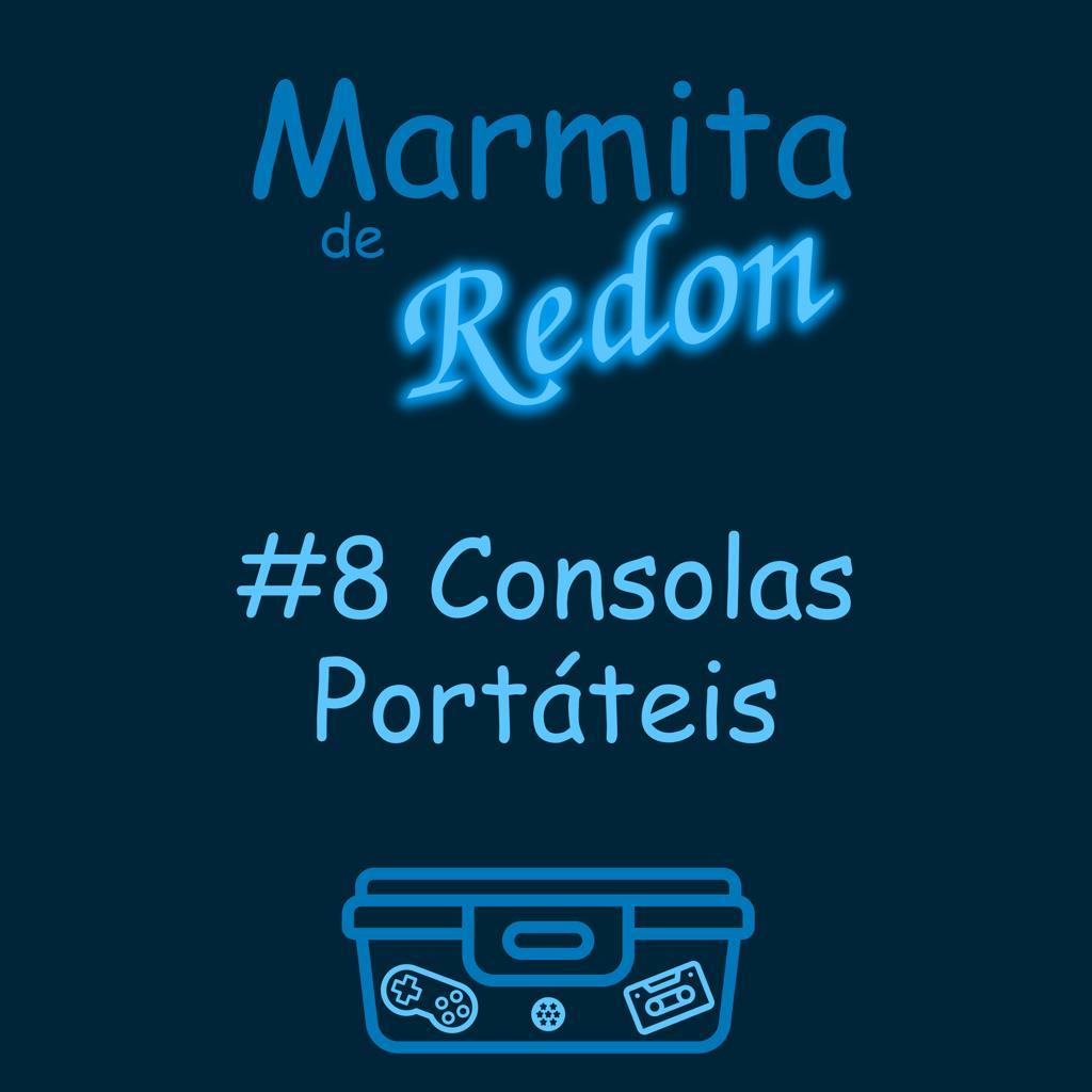 #8 Consolas Portáteis
